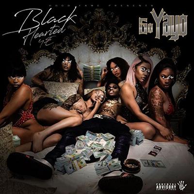 Go Yayo - Black Hearted 4e Cover Art