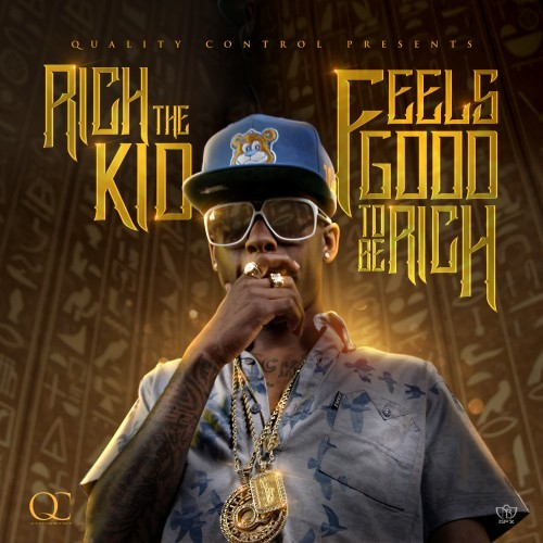 Rich The Kid - Feels Good 2 Be Rich Cover Art