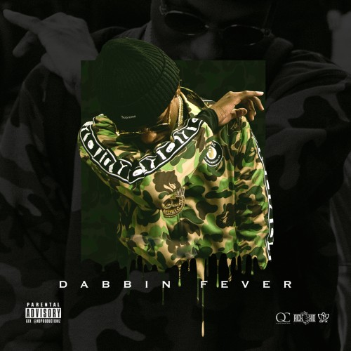 Rich The Kid - Dabbin Fever Cover Art
