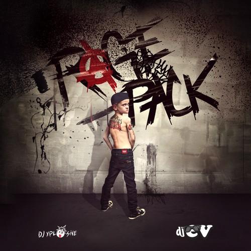 Machine Gun Kelly - Rage Pack Cover Art