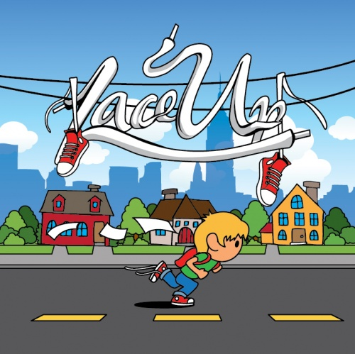 Machine Gun Kelly - Lace Up Cover Art