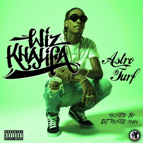 Wiz Khalifa - Astro Turf Cover Art