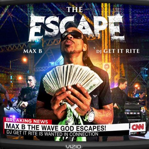 Max B - The Escape Cover Art