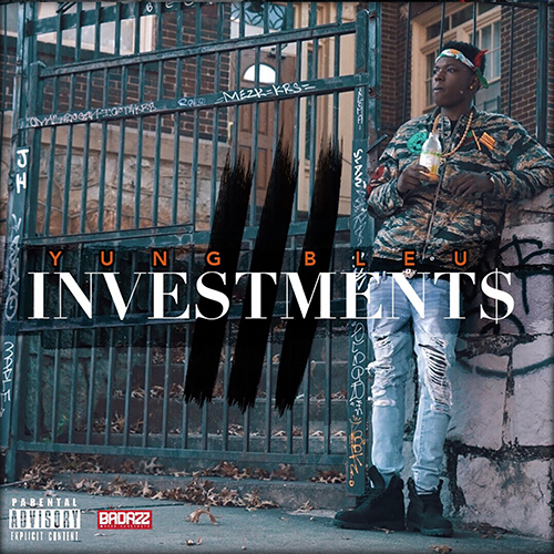 Yung Bleu - Investments 3 Cover Art