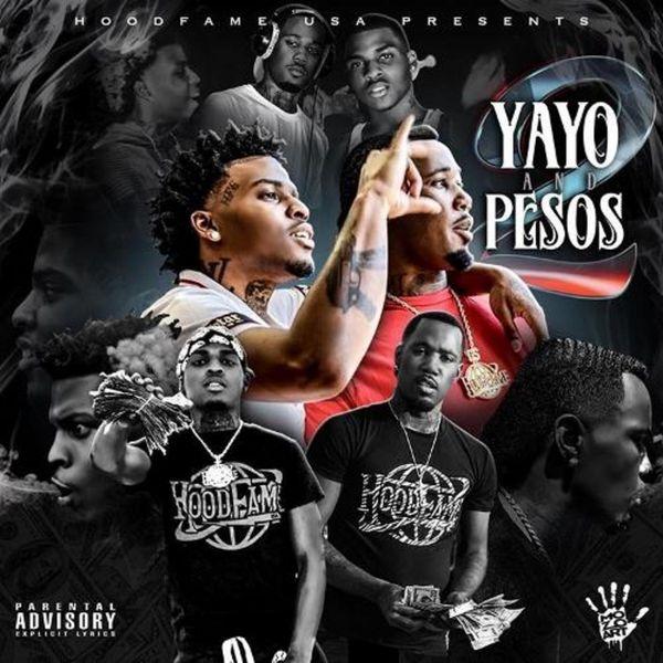 G$ Lil Ronnie & Go Yayo - Yayo & Pesos 2 Cover Art
