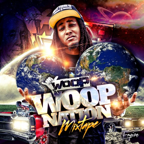Woop - Woop Nation Cover Art