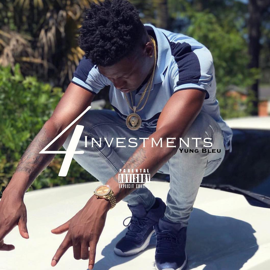 Yung Bleu - Investments 4 Cover Art