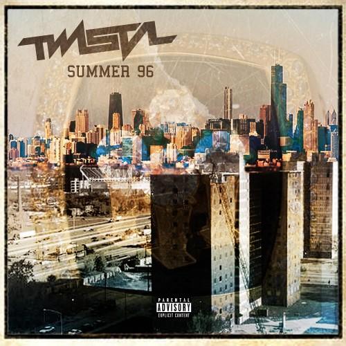 Twista - Summer 96 Cover Art