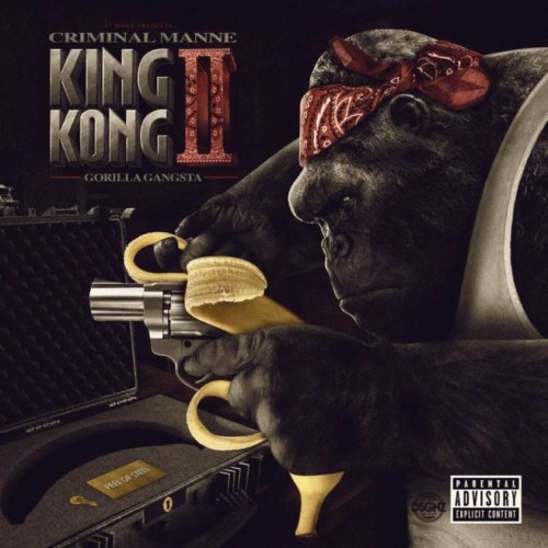 Criminal Manne - King Kong 2 Cover Art