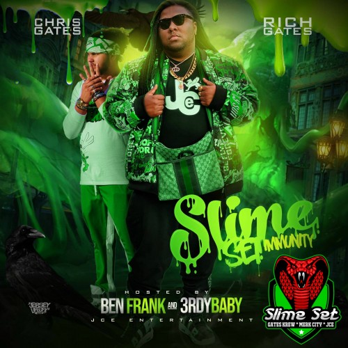 Just Rich Gates & Chris Gates - Slime Set Immunity Cover Art