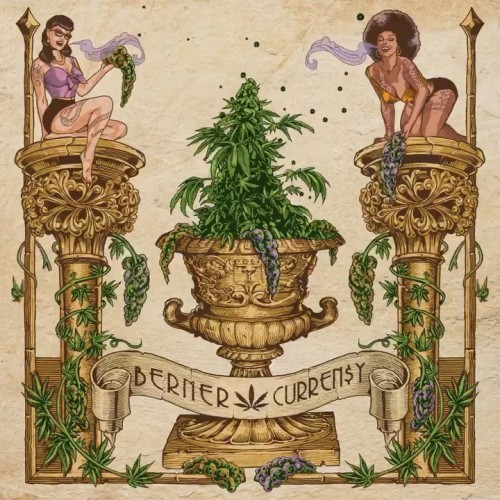 Berner & Curren$y - Pheno Grigio Cover Art