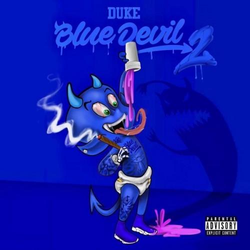 Lil Duke - Blue Devil 2 Cover Art