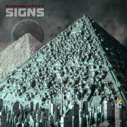 Honorable C.N.O.T.E. - Signs Cover Art