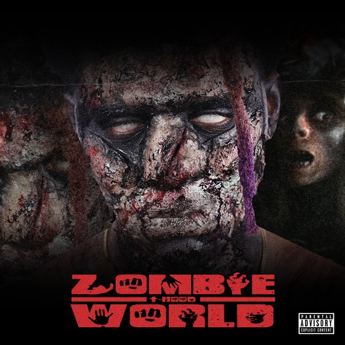 T Hood - Zombie World Cover Art