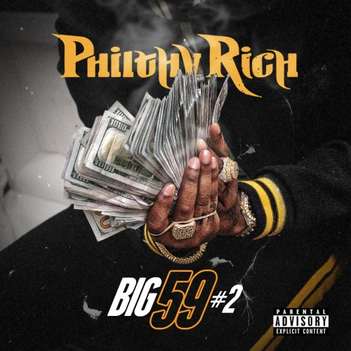 Philthy Rich - Big 59 #2 Cover Art