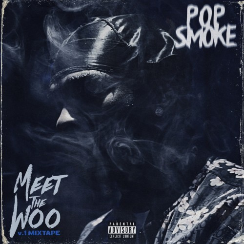 Pop Smoke - Meet The Woo Cover Art