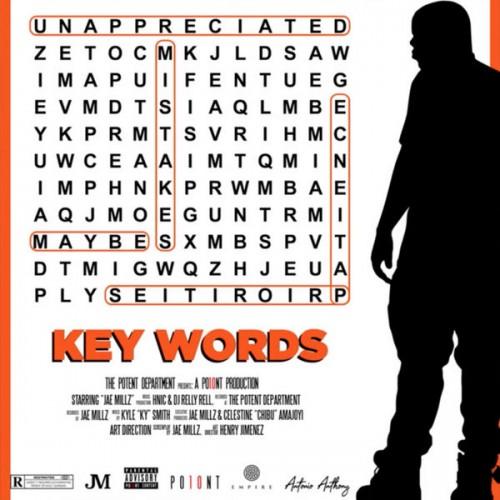 Jae Millz - Keywords Cover Art