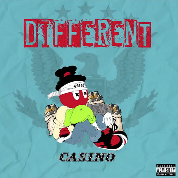 Casino - Different Cover Art