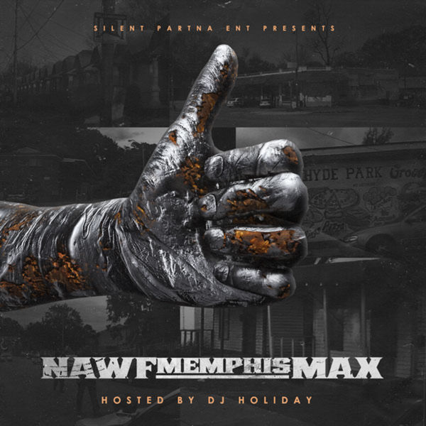 Nawf Memphis Max - Nawf Memphis Max Cover Art