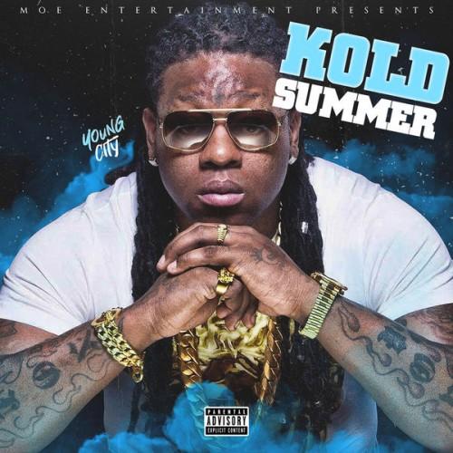 Chopper Young City - Kold Summer Cover Art