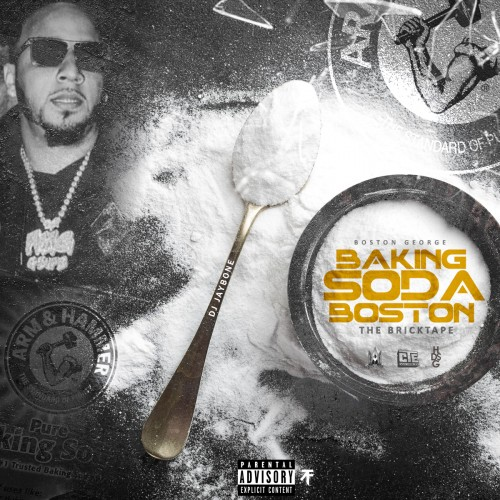 Boston George - Baking Soda Boston Cover Art
