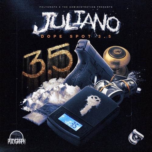 Juliano - Dope Spot 3.5 Cover Art