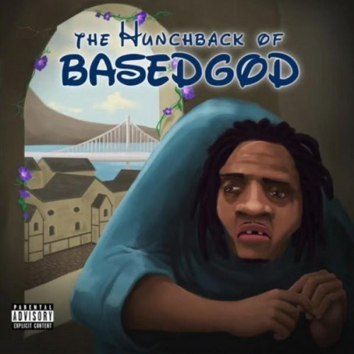 Lil B - The Hunchback Of Basedgod Cover Art