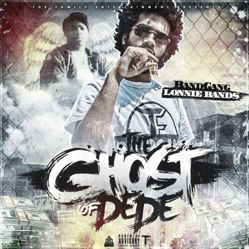 BandGang Lonnie Bands - The Ghost Of DeDe Cover Art