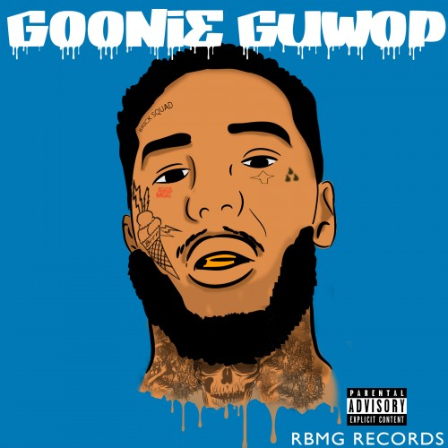 Hollywood Goonie - Guwop Cover Art