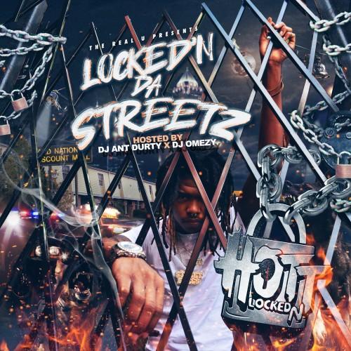 Hott Lockedn - Locked N The Streetz Cover Art