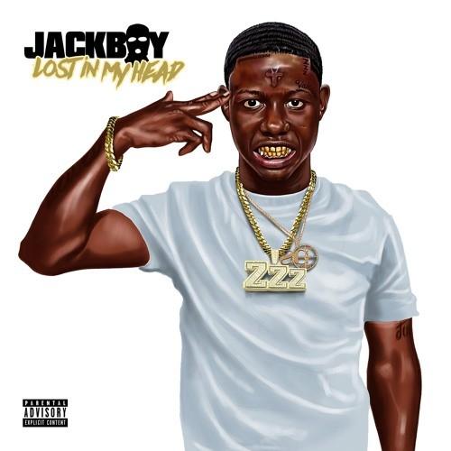Jackboy - Lost In My Head Cover Art