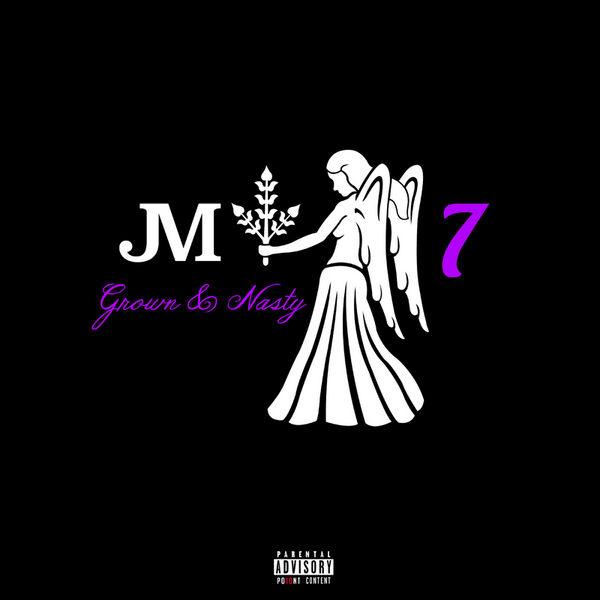 Jae Millz - The Virgo Mixtape 7 (Grown & Nasty) Cover Art