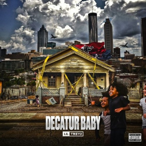 Lil Trevo - Decatur Baby Cover Art