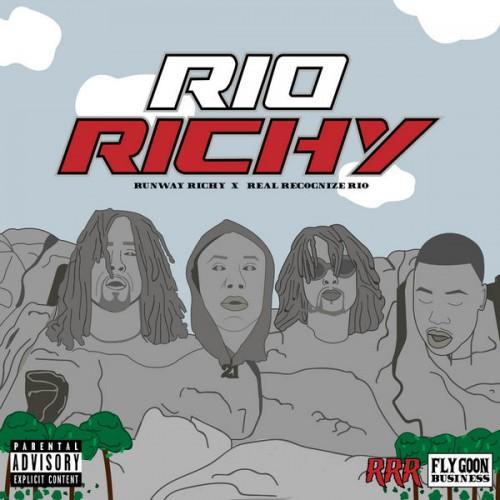 Real Recognize Rio & Runway Richy - Rio Richy Cover Art