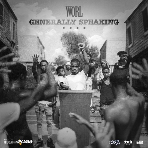 Worl - Generally Speaking Cover Art