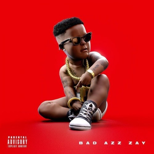 Boosie Badazz & Zaytoven - Bad Azz Zay Cover Art
