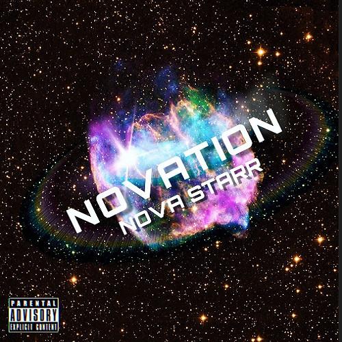 Nova Starr - Novation Cover Art