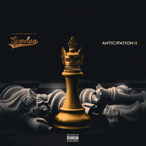 Spodee - Anticipation 2 Cover Art