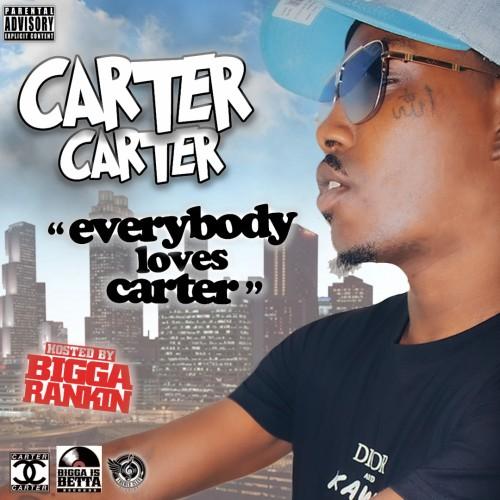 Carter Carter - EveryBody Loves Carter Cover Art