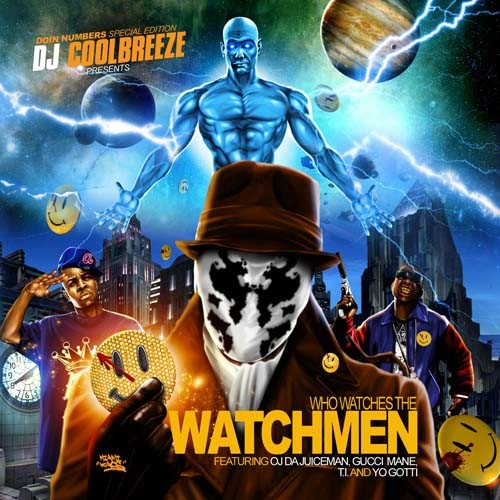 Various Artists - The Watchmen Cover Art
