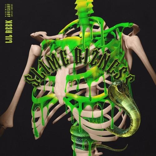 Lil Reek - Slime Bizness Cover Art