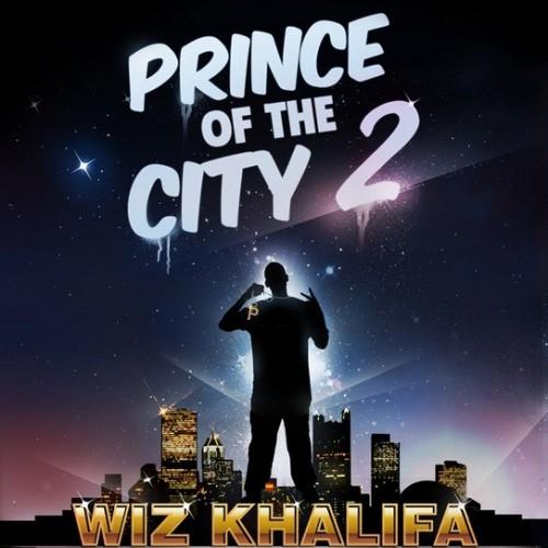Wiz Khalifa - Prince Of The City 2 Cover Art