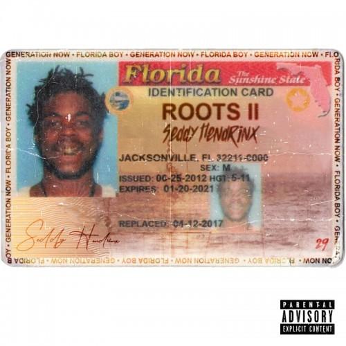 Seddy Hendrix - Roots II Cover Art