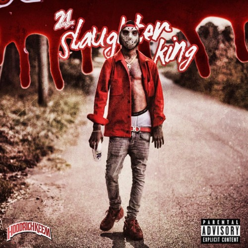 21 Savage - Slaughter King Cover Art