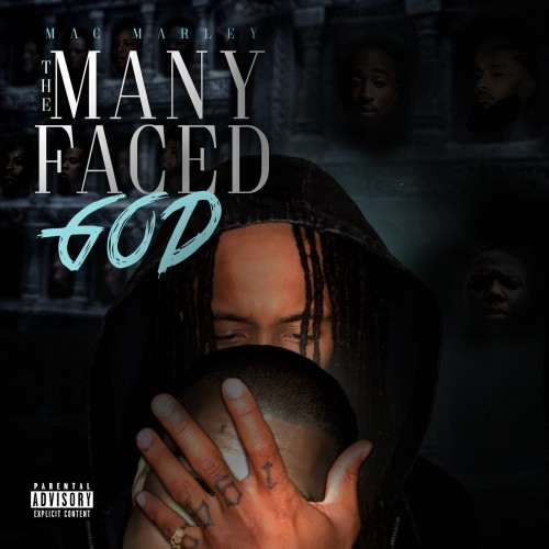Mac Marley - The Many Faced God Cover Art