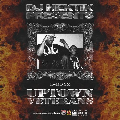 D-Boyz - Uptown Veterans Cover Art