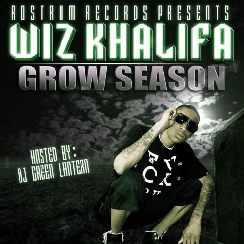 Wiz Khalifa - Grow Season Cover Art