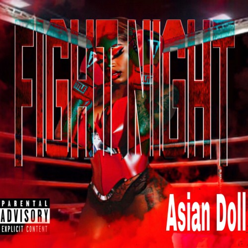 Asian Doll - Fight Night Cover Art