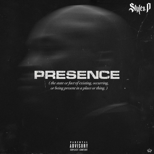 Styles P - PRESENCE Cover Art