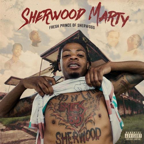 Sherwood Marty - Fresh Prince Of Sherwood Cover Art